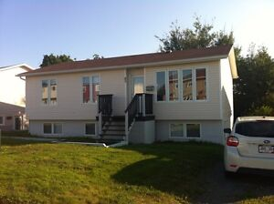 East end 3 bedroom main floor apartment - move in ready