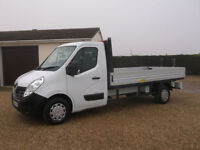 Renault Master 2.3dCi ( FWD ) Business CCLL35 125 13foot dropside