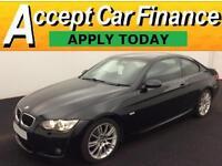 BMW 320 2.0 2008MY i M Sport FROM £36 PER WEEK !