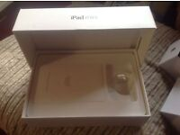 Apple IPad mini box 16GB grey only box £5