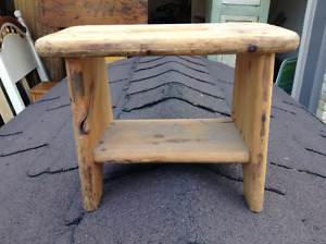 vintage small step stool for sale