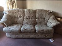 3 + 1 seater sofa