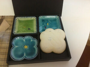 Set of 4 small Japanese Tapas Dish North Shore Greater Vancouver Area image 2