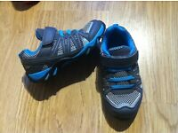 Kids trainers / shoes -- size 10 -- only used twice. Like new condition