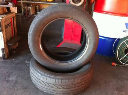 SECOND HAND TYRES FOR SALE - VARIOUS SIZES & PRICES Lambton Newcastle Area Preview