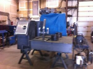 Custom Welding Skid