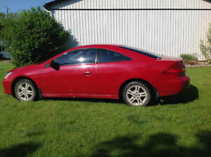 2007 Honda Accord SE Coupe (2 door)