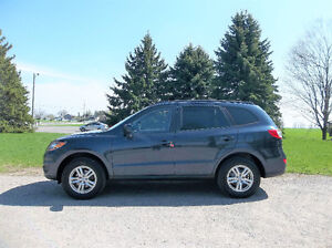 2011 Hyundai Santa Fe GLS-  ONE OWNER & ALL NEW BRAKES!!  106K