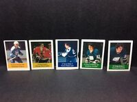 1974-75 LOBLAWS NHL ACTION PLAYERS Hockey Stickers