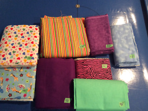 Fabric, all 1st quality new
