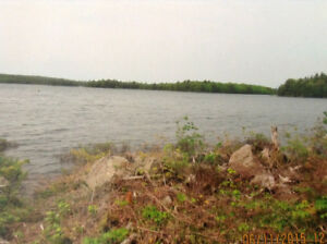 Land for sale with lake frontage