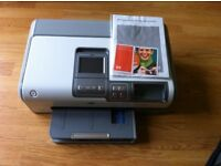 HP Photosmart D7360 A4 colour photo printer