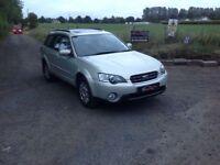 24/7 Trade sales NI Trade Prices for the public 2006 Subaru Outback 2.5 SE Estate Automatic