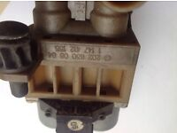 Mercedes duo valve