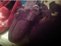 Brand new Ladies Slippers size Medium