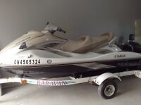 Beautiful 3 seater jet ski for sale