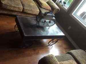 Industrial style coffee table Peterborough Peterborough Area image 2