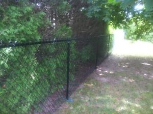 Chain link fence London Ontario image 8
