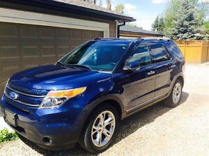 2012 Ford Explorer Limited SUV - AWD