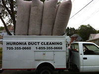 HURONIA DUCT CLEANING INC  - JUNE DUCT CLEANING PACKAGE SPECIALS