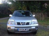 Nissan X Trail SVE DCi 2.2, manual, 2004 reg, 99000 miles, 12 months MOT