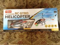 Remote Control Gyro 3.5 Channel Helicopter