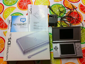 2 Nintendo DS game consoles and 13 games cartridges