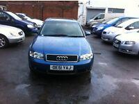 £1,595 | Audi A4 1.9 TDI 4dr 1-OWNER-FULL-HISTORY