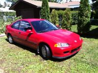1995 Honda Civic DX great gas mileage! Reduced! With FREE gift!