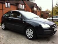 LOOK 2007 FORD FOCUS 1.4 STUDIO LOW MILEAGE VERY GOOD RUNNER HPI CLEAR