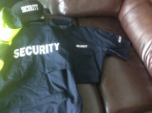 Security Uniforms from 911 supply