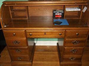 antique Rolltop Desk Kingston Kingston Area image 2
