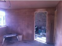 Plasterer and general builder Coventry and surrounding area