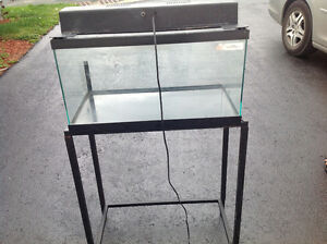 Fish tank with stand & accessories ofUNFRAMED Star Aquarium Prod