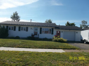House for sale 158 Barrieau Rd Moncton  North End  Trinity area,