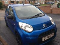 Citroen c1 vt 2010 £20 tax group 1 insurance low mileage