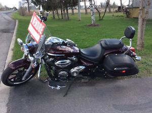 Yamaha V-Star Touring