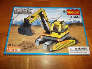 Jouet Lego de marque COGO neuf 319 pcs