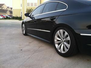 2009 Volkswagen Passat CC Lowered Luxury Sedan Clean Stance