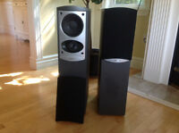 Bose 601 Series IV Tower Speakers. Perfect condition. Pair