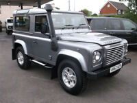 2012(62) Land Rover 90 Defender 2.2TD DPF XS Station Wagon