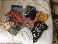 Boys baby clothes bundle job lot JOHN LEWIS GAP NEXT 12-18months