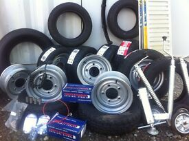 Ifor Williams trailer wheels
