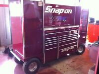 Snap on tool box trade for gsxr 600 or 750