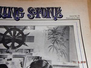 JOHN LENNON: ROLLING STONE MAGAZINES Kitchener / Waterloo Kitchener Area image 2