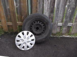 Winter tires with rims  for sell