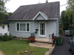 3 bedroom house with 1 bedroom basement apartment