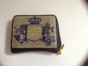 Juicy couture wallet, bag