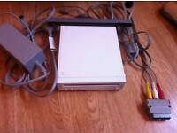 Wii boxed with controllers etc