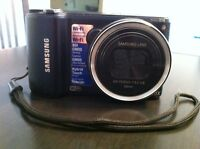 14.2MP Samsung Smart Camera with WiFi and 18x optical zoom